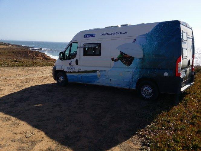 campervan portugal  u2013 ericeira surf guide