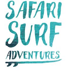 logosafarisurfadventuresactivities